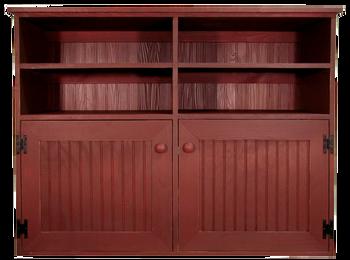 CUSTOM - Wall Entertainment Center | Custom Pine Furniture | Sawdust City Custom Furniture