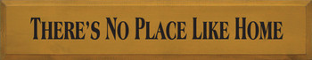 There's No Place Like Home |Wizards Of Oz Wood Sign  | Sawdust City Wood Signs