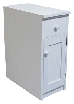CUSTOM - Small Cabinet with Drawer | Custom Small Pine Cabinet | Sawdust City Custom Furniture