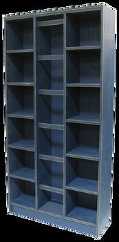 CUSTOM - Retail T-Shirt Rack | Custom Pine Closet Storage | Sawdust City Custom Furniture