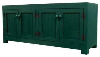 CUSTOM - Storage Bench with Doors | Custom Pine Storage Bench | Sawdust City Custom Furniture