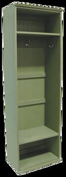 CUSTOM - Extra Wide Locker | Custom Extra Wide Pine Locker | Sawdust City Custom Furniture