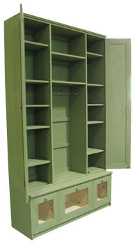 CUSTOM - Cabinets with Roll-Out Drawers