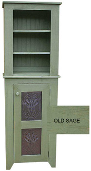 Shown in Old Sage