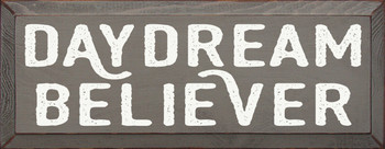 Anchor Gray with Cottage White lettering 7x18 wood sign