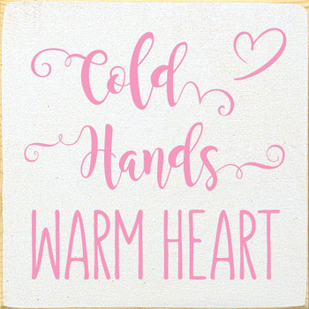 Cold Hands Warm Heart (tile)