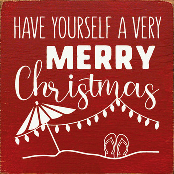 Have yourself a very merry Christmas |Christmas Wood  Signs | Sawdust City Wood Signs