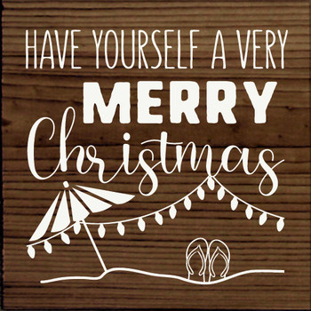 Have yourself a very merry Christmas
