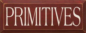 Primitives | Wood Sign  | Sawdust City Wood Signs
