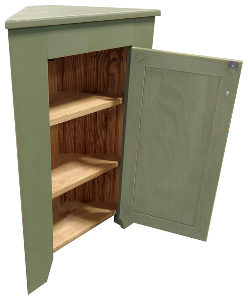 Corner Cabinet Wood Corner Cabinet Small Corner Cabinet Country Corner Cabinet Sawdust City Llc