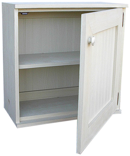 Shown in Old Cottage White with optional doors