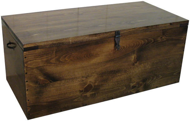 Shown in Walnut Stain and Poly