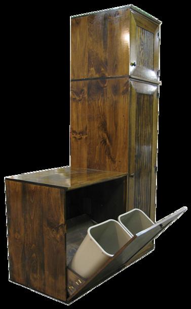 CUSTOM - Utility Room Storage   Custom Pine Storage   Sawdust City Custom Furniture