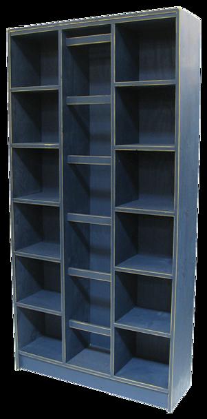 CUSTOM - Retail T-Shirt Rack   Custom Pine Closet Storage   Sawdust City Custom Furniture