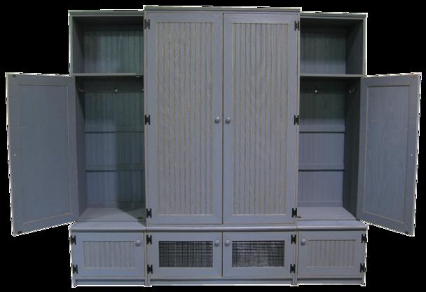 CUSTOM - Large Cabinet Setup