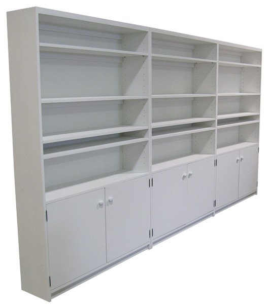 CUSTOM - Large Display Cases with Adjustable Shelving   Custom Large Wood Display Case   Sawdust City Custom Furniture