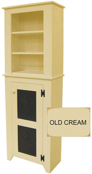 Shown in Old Cream