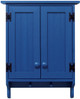 Shown in Old Royal with Beadboard doors