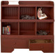 One bottom unit, two cubby units, and one top unit shown (each sold separately).