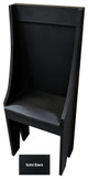 Small Primitive Chair - Shown in Solid Black