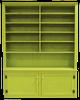 CUSTOM - Cabinet with Adjustable Shelving   Custom Pine Furniture   Sawdust City Custom Furniture
