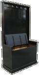 CUSTOM - Large Hall Tree Bench   Custom Woos Bench   Sawdust City Custom Furniture
