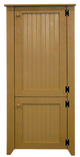 Shown in Old Gold with Beadboard doors