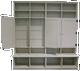 CUSTOM - Locker Cabinets on Benches | Custom Pine Storage Bench Lockers | Sawdust City Custom Furniture