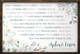 """Personalized Wedding Sign - 1st Corinthians - Large 24""""x36"""" Framed Sign"""