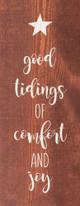 Good tidings of comfort and joy (farmhouse)