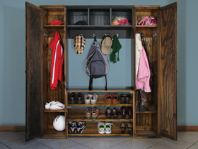 Mudroom Modular Furniture