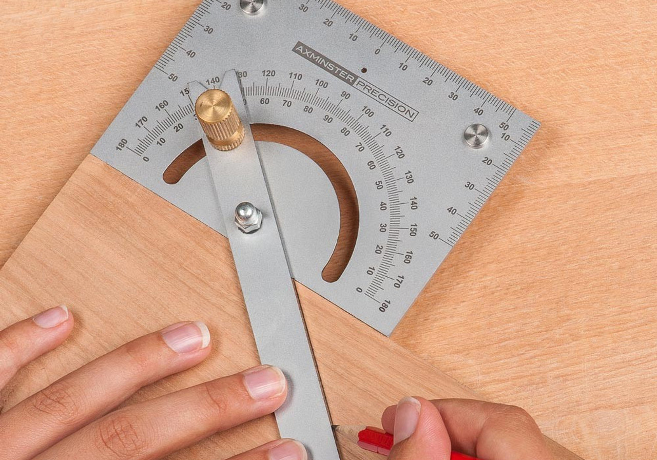 Axminster Precision Protractor