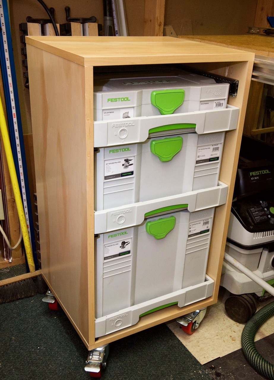 TSC-90 shown with all drawers closed.