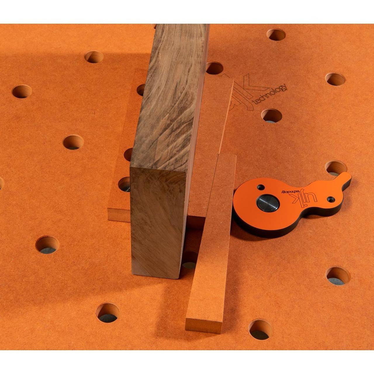 UJK Technology Cam & Wedge Clamping Set