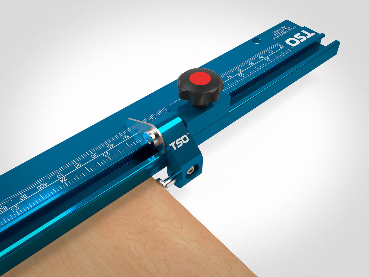 TPG-20 & TPG-30 Parallel Guide System (Right Hand)