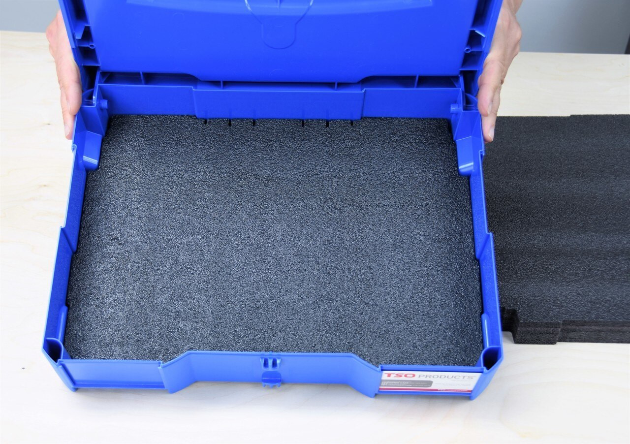 TSO Products Limited Edition Systainer with Kaizen Foam Blank