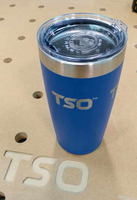 TSO Products Branded Tumbler
