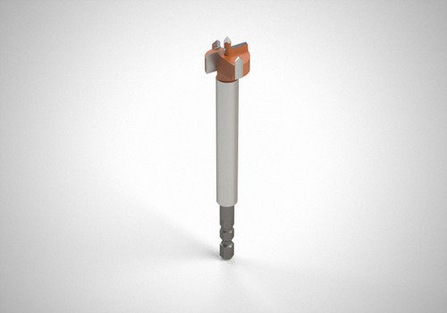 UJK Technology 20mm Centrotec Drill Bit (Spare) for Parf Guide System