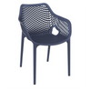 Air XL Resin Outdoor Arm Chair (Set of 2)