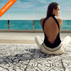 Azulejo Outdoor Rug