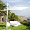 10' Square Cantilever Tilt Umbrella