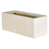 Strong Clay Rectangular Planter