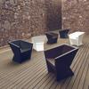 Faz Lounge Arm Chair