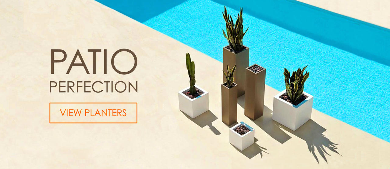 Modern Planter & Furniture Holiday Collection