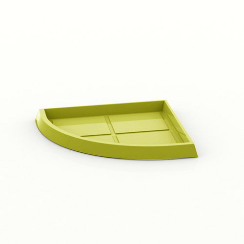 Angular Planter Tray