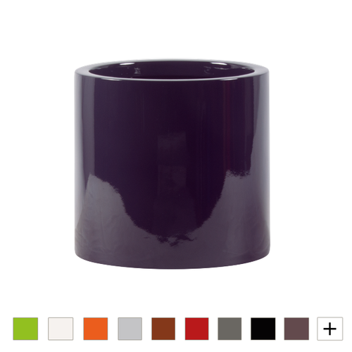 Earth Cylinder Planter
