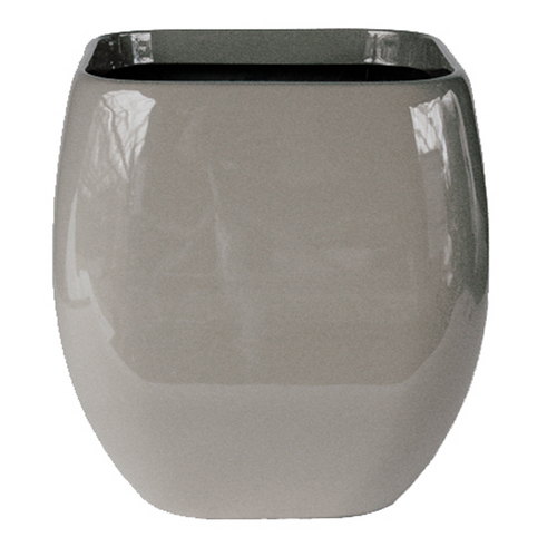 Athena Floor and Table Fiberglass Planter