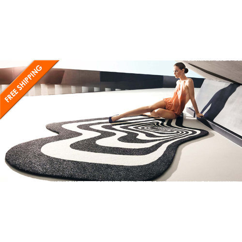 DISCONTINUED - Twist and Shout Outdoor Rug