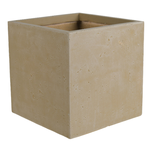 Strong Clay Square Planter