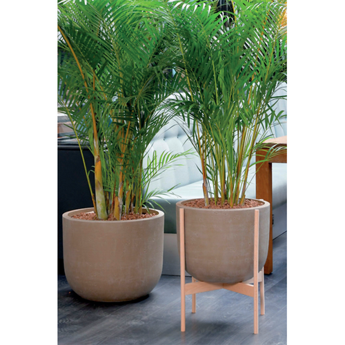 ASI Wooden Planter Stand
